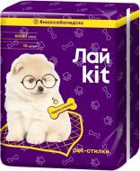 Пелюшки Лайkit гігієнічні для тварин 60х60 см 10 шт. для домашніх тварин