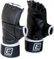 Боксерские перчатки Energetics 225551 Power Hand Gel TNAW р. L черный с белым