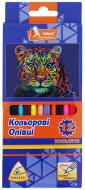 Олівці кольорові Фауна ЦК42-21 Умка