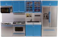Набір QunFengToys Кухонний Маленька Господарочка блакитна 26211B/R