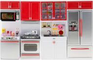 Набір QunFengToys Сучасна кухня червона 26211