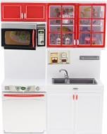Набір Qun Feng Toys Сучасна кухня 5 червона 26216