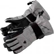 Перчатки Firefly 237408-909911 р. 9 серый меланж