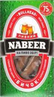 Бичок Nabeer пивний солоно-сушені 75 г
