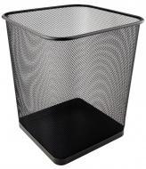 Корзина офисная для бумаги Axent 2124-01-A черная черный