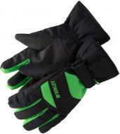 Перчатки McKinley Valentino II ux р. 9,5 268034-90157 черно-зеленый