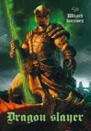 Блокнот Wizard Warriors green A5 40 арк. Profiplan