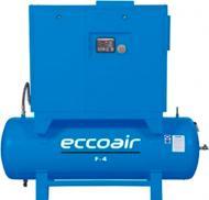 Компресор Eccoair F4 Compact