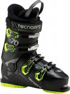 Ботинки горнолыжные TECNOPRO Pulse 70 р. 25 253464 черный с желтым
