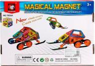Ігровий набір Qunxing Toys Магнітний конструктор 7056A