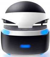 Окуляри віртуальної реальності Sony PlayStation VR (Camera +VR Worlds) 9782216 black/white