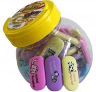 Гумка для олівців 4971 двокольорова Animals CLASS