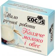 Мило органічне Cocos Козяче молоко та овес 100 г 1 шт./уп.