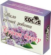 Мило органічне Cocos Букет бузку 100 г 1 шт./уп.