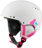 Гірськолижний шолом TECNOPRO Snowfoxy SK587 253521 253521 р. M білий із рожевим
