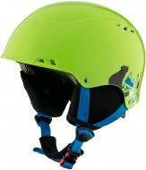 Горнолыжный шлем TECNOPRO Snowfoxy SK587 253521 р. M зеленый с синим