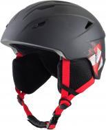 Горнолыжный шлем TECNOPRO Pulse Jr HS-016 270449 р. M черный с красным