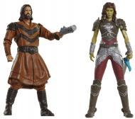 Набор фигурок Jakks Pacific 96254 Warcraft Лотар и Гарона