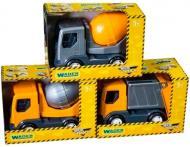 Автомобіль Wader Tech Truck в коробці 3 моделі