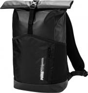 Рюкзак Puma Energy Rolltop 18 л черный 07576201