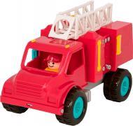 Автомобіль Battat серії Першi машинки - Пожежна з 2 фігурками