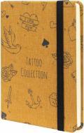 Книга для записей Tatoo линия Optima A6 2021