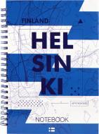 Блокнот Helsinki А5 96 л 8032-06-a Axent