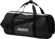 Спортивная сумка Puma Small Women's Barrel Bag 07570401 20 л черный