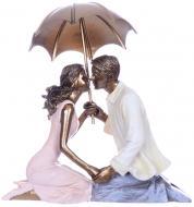 Фигурка декоративная Пара под зонтиком 17 см Lefard