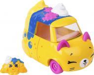 Машинка Shopkins Cutie Cars S3 Седан-Круасан (з міні-шопкінсом)