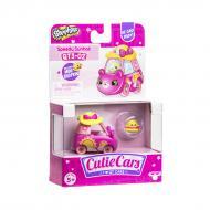 Машинка Shopkins Cutie Cars S3 Дама-Панама (з міні-шопкінсом)