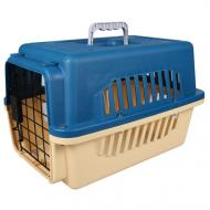 Переноска AnimAll для кошек и собак A1104 47х31х30 см Синяя