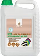 Гель для машинного та ручного прання TORTILLA кольорових речей 5 л