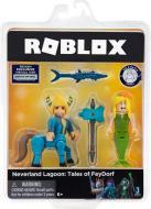 Набор Roblox Jazwares коллекционная Game Packs Neverland Lagoon Tales of FeyDorf W3 8 см