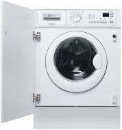 Вбудовувана пральна машина Electrolux EWX 147410 W