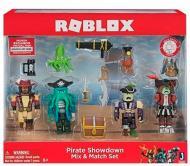 Игровой набор Roblox Mix&Match Set Pirate Showdown
