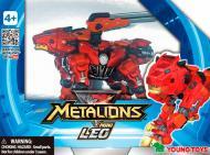 Фигурка Metalions мини Лео 314036