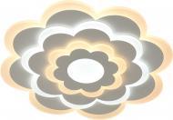Люстра світлодіодна Victoria Lighting Flores/PL500 з пультом ДК 130 Вт білий