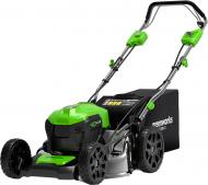 Газонокосарка акумуляторна GreenWorks GD40LM46SP (2506807)