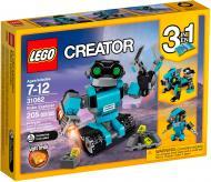Конструктор LEGO Creator Робот-дослідник 31062