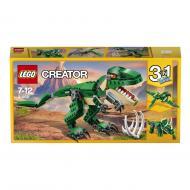 Конструктор LEGO Creator Могутні динозаври 31058