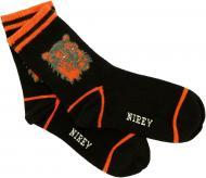 Шкарпетки Charmante р. 23-26 чорний із помаранчевим 1274 SNK