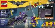 Конструктор LEGO Batman Movie Погоня за Жінкою-кішкою 70902
