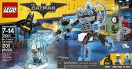 Конструктор LEGO Batman Movie Крижана атака Містера Фріза 70901