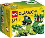 Конструктор LEGO Classic Зелений набір для творчості 10708