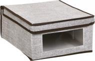 Короб складаний із кришкою Handy Home ESH07 сірий 150x300x280 мм