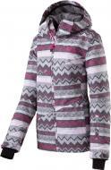 Куртка Firefly Aliya 267498-902896 р.36 білий із різнокольоровим