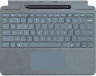 Клавіатура бездротова Microsoft Surface Pro X Bundle (25O-00047) blue