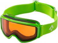 Горнолыжная маска TECNOPRO детская Pulse S green 253501
