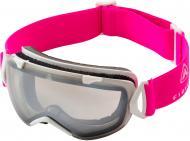 Горнолыжная маска Firefly Eighty-One white/pink 270463